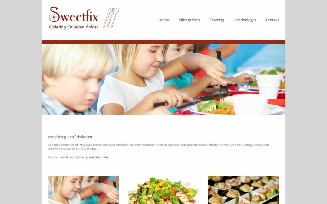 Sweetfix Catering